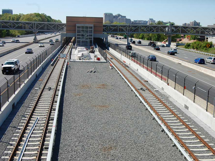 Geotechnical Engineering Dulles Rail CDDI