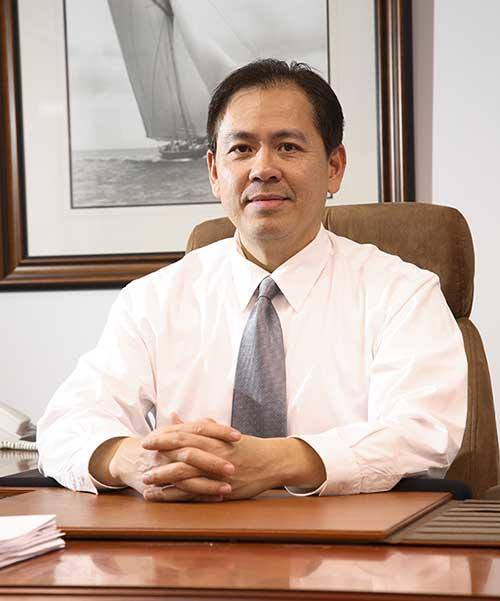 Victor Chen CEO of CDDI