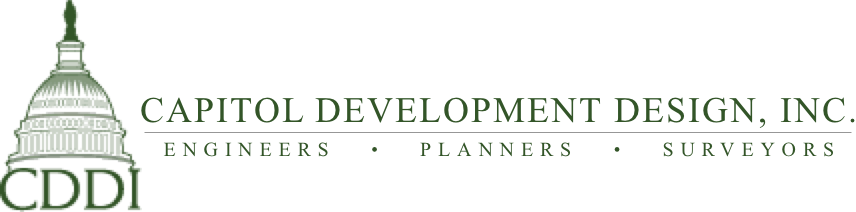 Capitol Development Design Inc. Logo